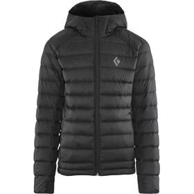 Black Diamond Cold Forge Hoodie Jacket Herren black
